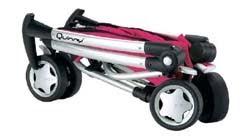 MaMa shop PaPa drop: Quinny Zapp Stroller (ROLLER PINK ...