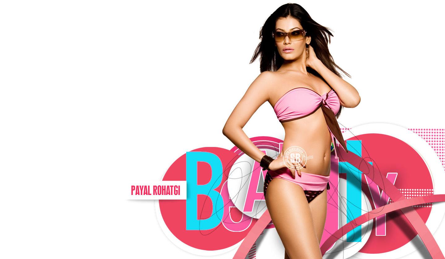 Payal rohtagi in bikini