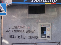 """""""Camarada Arenas"""""""