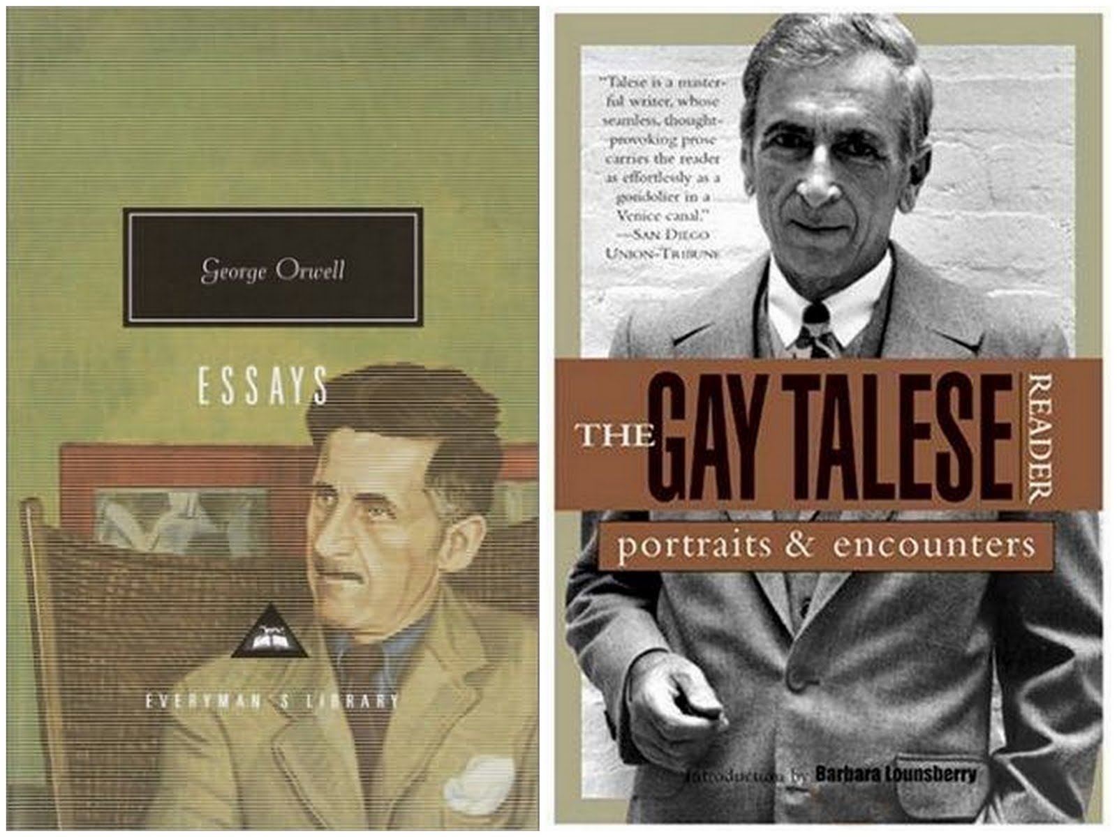 gay talese essays