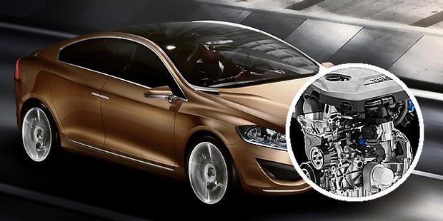 Modifikasi Blog: Powerful Engine 1.6 L From Volvo