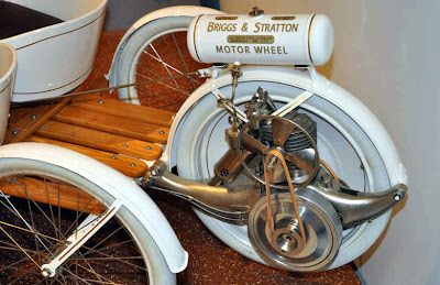 Just A Car Guy Briggs And Stratton Flyer Buckboard And
