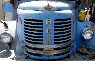 Just A Car Guy: 1951 REO Gold Comet