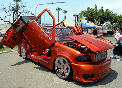 Just A Car Guy: Lowrider car show, Chula Vista, had some ...