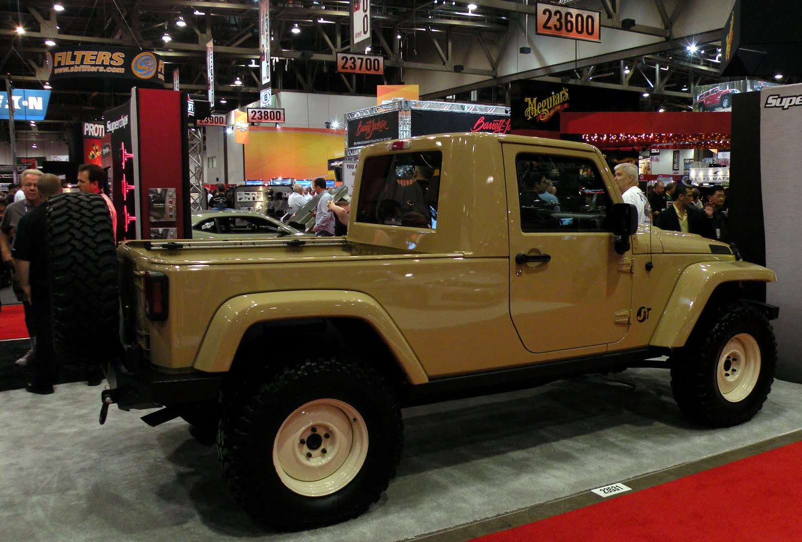 Just A Car Guy  2007 Jt Jeep Truck  Wrangler Rubicon