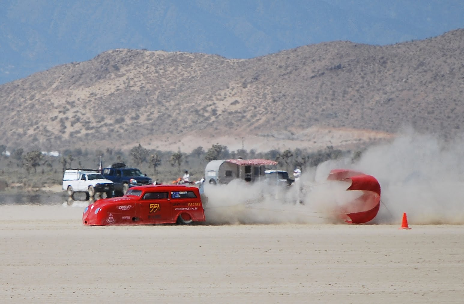 el mirage dry lake bed racing - photo #14