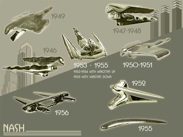All Of These Incredible Visual Id Guide Posters Are From Here Http Www Taillightking Hood Ornaments Htm