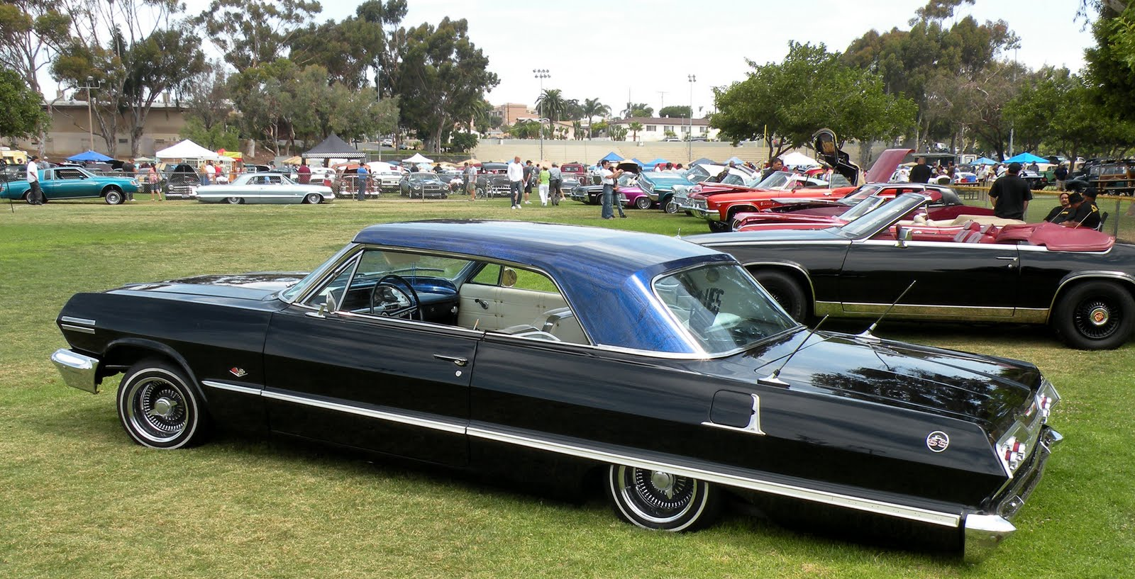 Kimball Park National City Car Show