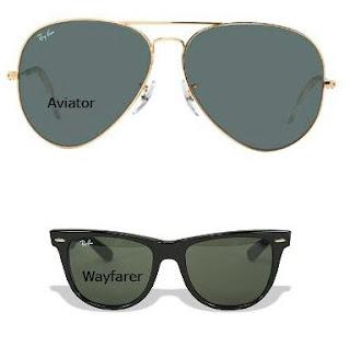 58722c812498c Os dois modelos de óculos mais imitados a nível mundial, o responsável…a  famosa marca de Eye-wear, Ray-Ban. Foi através destes modelos, que  superaram o ...