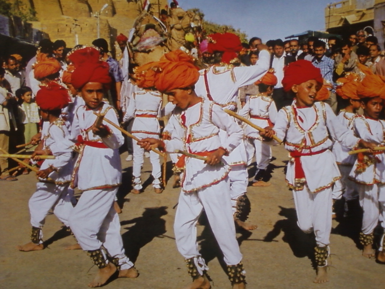 Incredible North India: Culture/Tradition