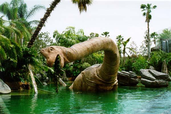Jurassic Park Universal Studios Mochil 227 O Para New York