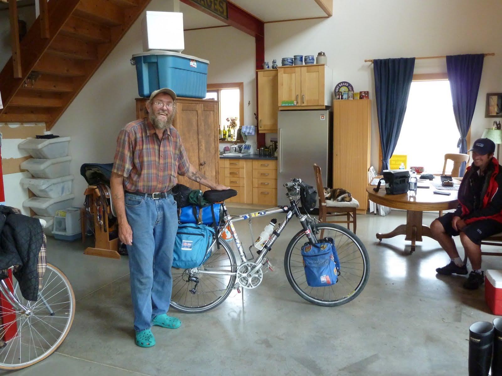 fahrrad weltreise von roger julia back to the usa oder julia roger im gl ck. Black Bedroom Furniture Sets. Home Design Ideas