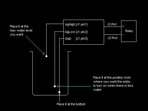 Water Relay Diagram | Repair Manual on