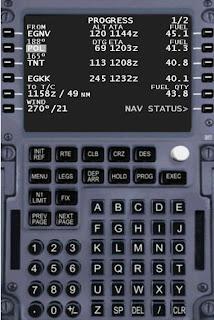 Boeing cdu Manual