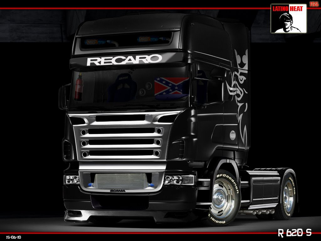 11th virtual car tuning battle scania truck we are. Black Bedroom Furniture Sets. Home Design Ideas