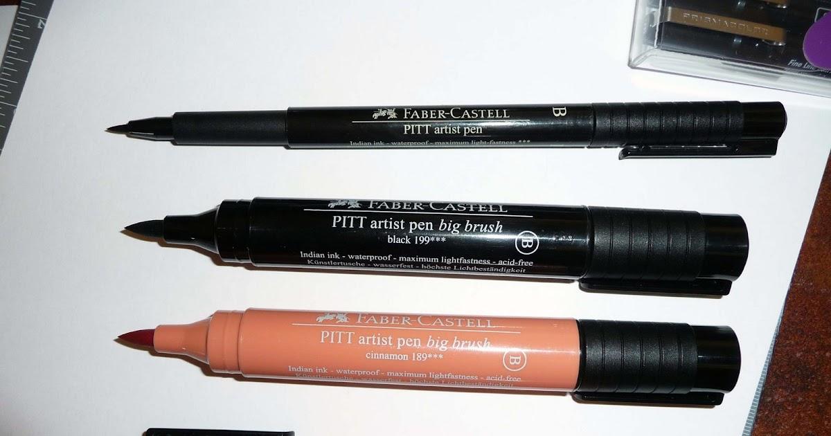 Pitt Big Brush Pen 189 Cinnamon