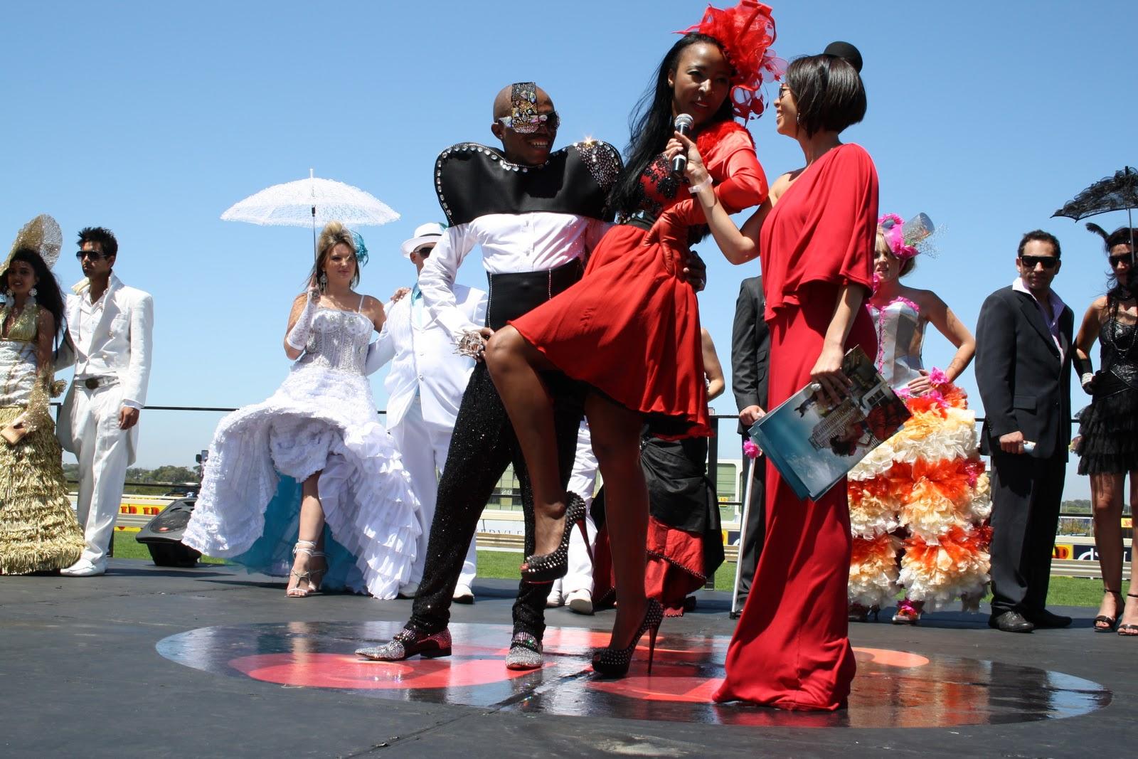 The 2011 JB Met  SA Fashion Girl