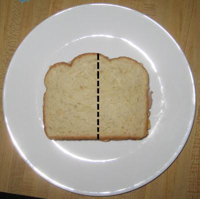 Holyjuan How To Cut A Sandwich