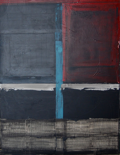 8. UNTITLED. 91X71 SOLD/VENDIDO