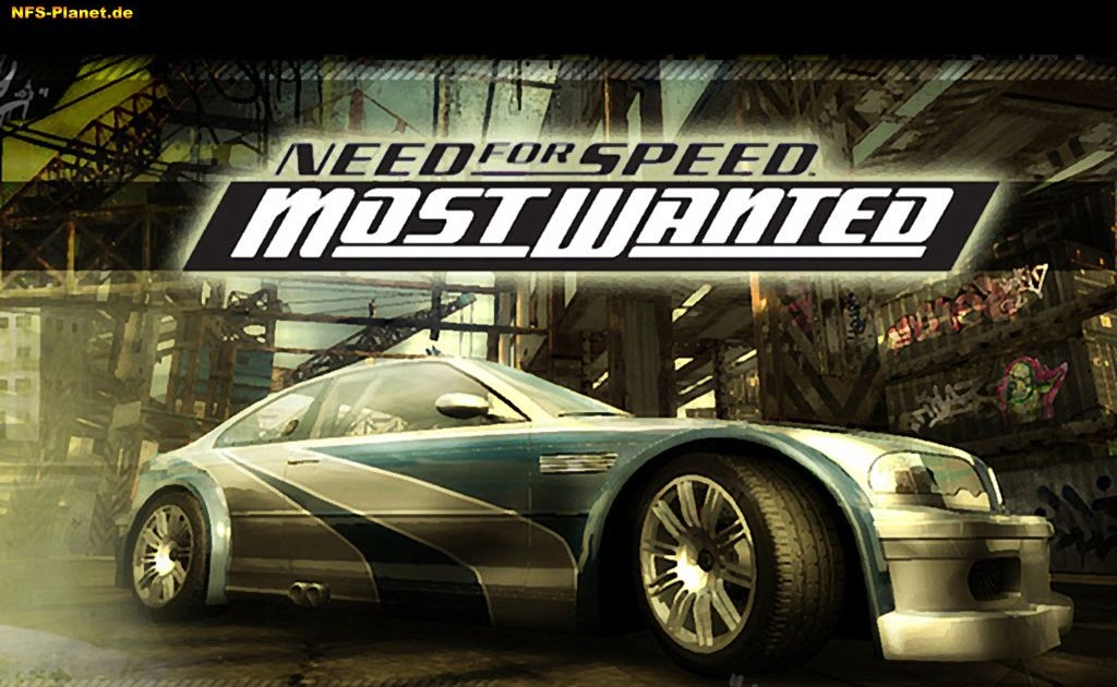 Need4Speed The Game: Need For Speed Most Wanted Wallpapers