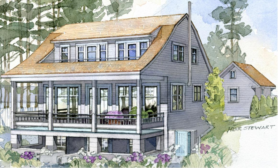 Seattle tall poppy coastal living 39 s ultimate beach house for Country living house plans you can buy