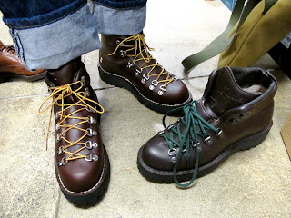 Danner Factory Store Revisited Archival Blog