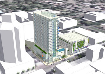 Livinginurbansac concept for 8th k hotel design for 8 design hotel
