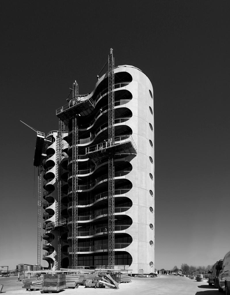 Futurist Architecture | A Steampunk Opera (The Dolls Of New Albion)