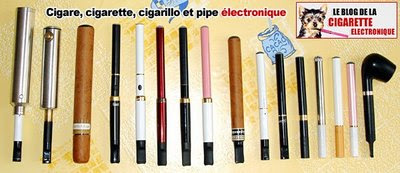 collection ecigarette