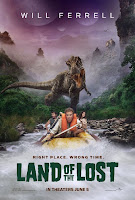 Land of the Lost with Will Ferrell