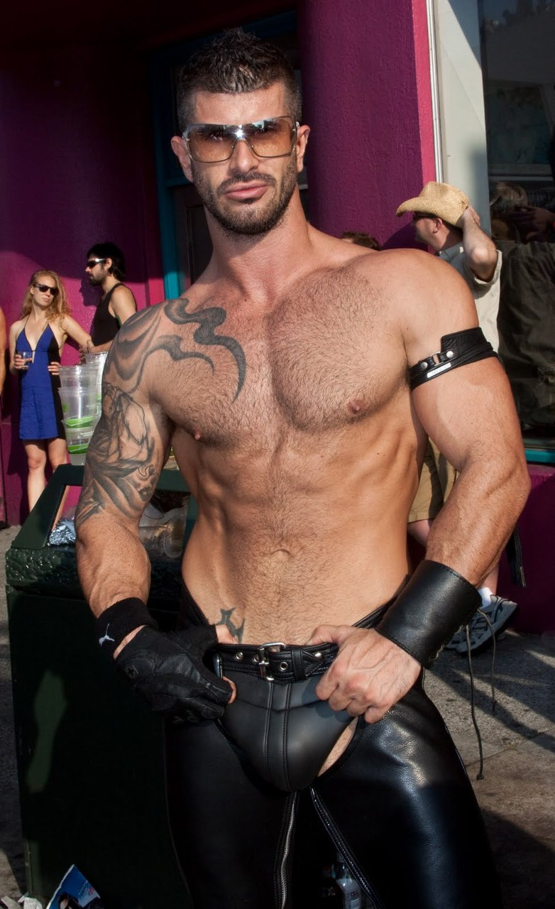 Gay Leather Men Tumblr - Bobs And Vagene-6136