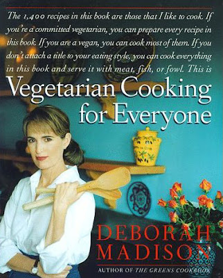 Photo of Deborah Madison's Vegetarian Cooking for Everyone book