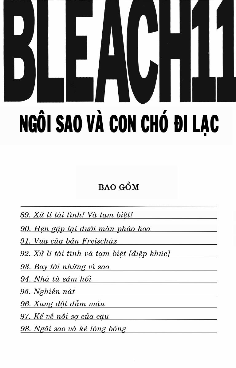 Bleach chapter 89 trang 5