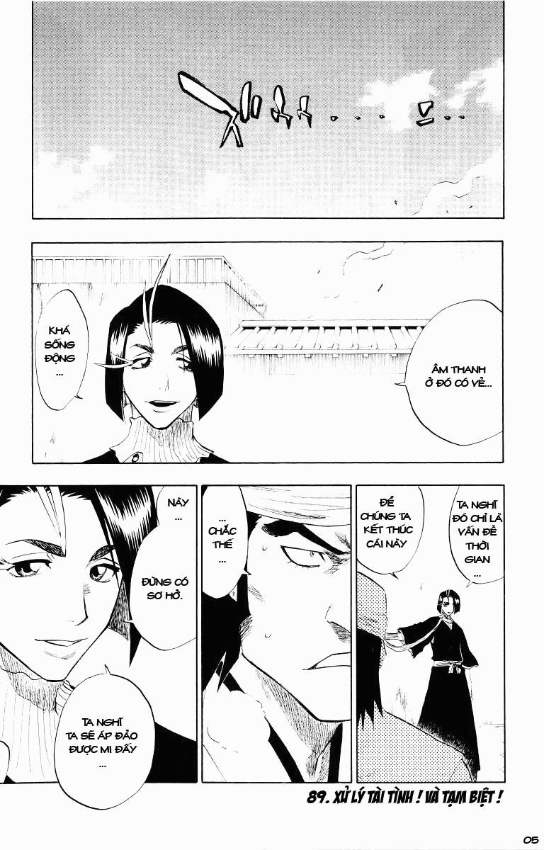Bleach chapter 89 trang 6