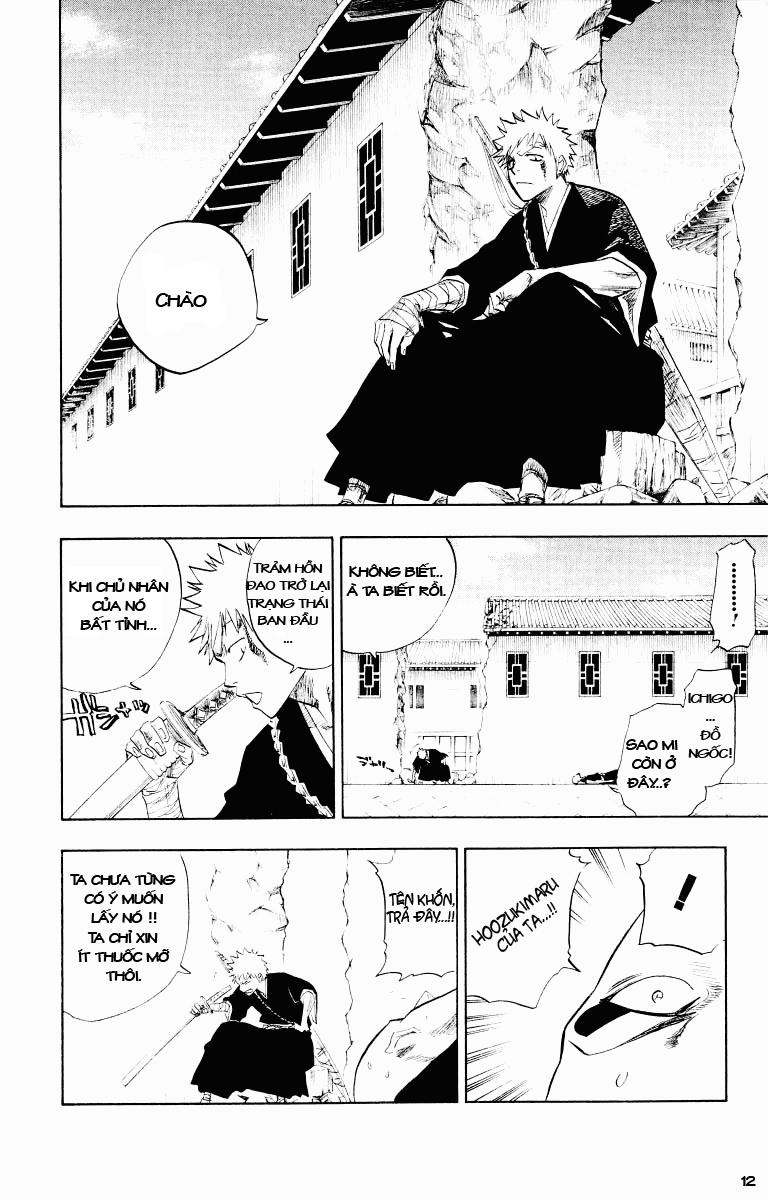 Bleach chapter 89 trang 13