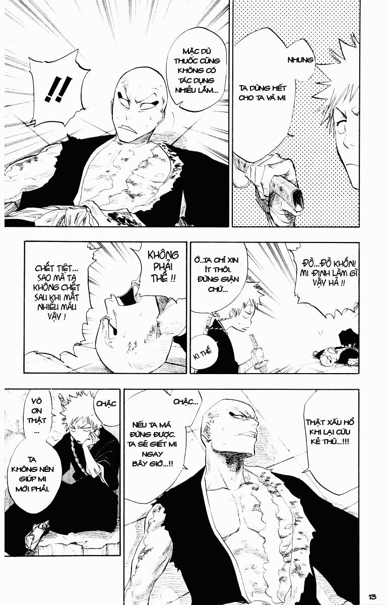 Bleach chapter 89 trang 14
