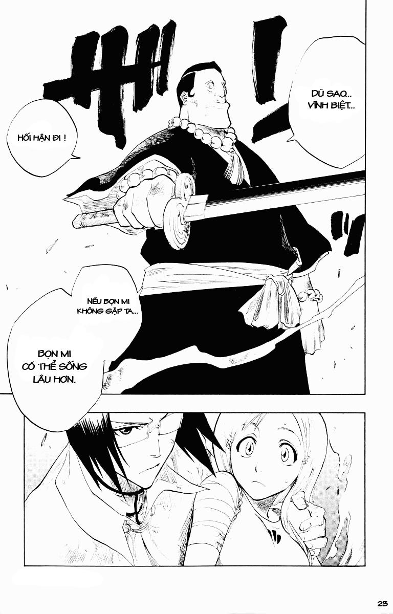 Bleach chapter 89 trang 24