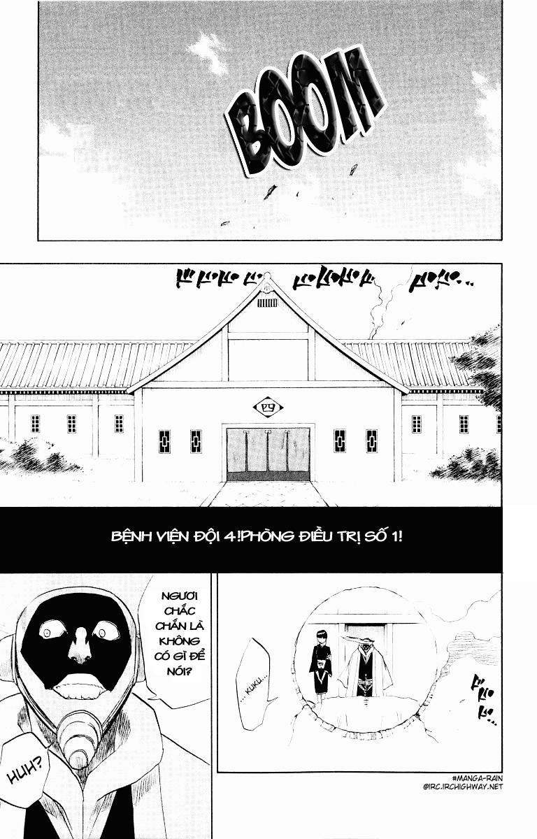 Bleach chapter 93 trang 8