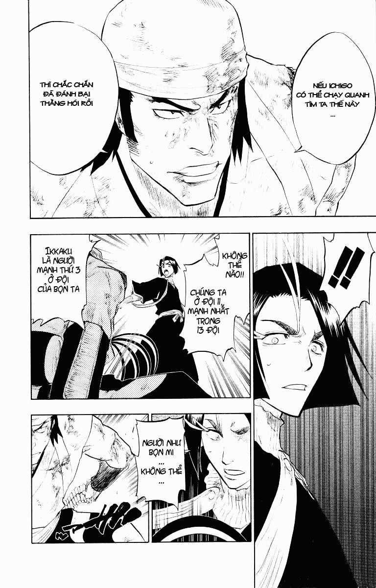 Bleach chapter 90 trang 6