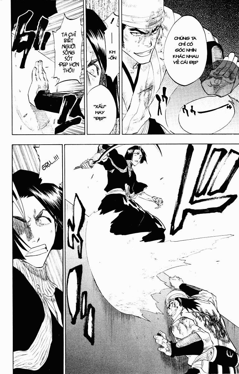 Bleach chapter 90 trang 14
