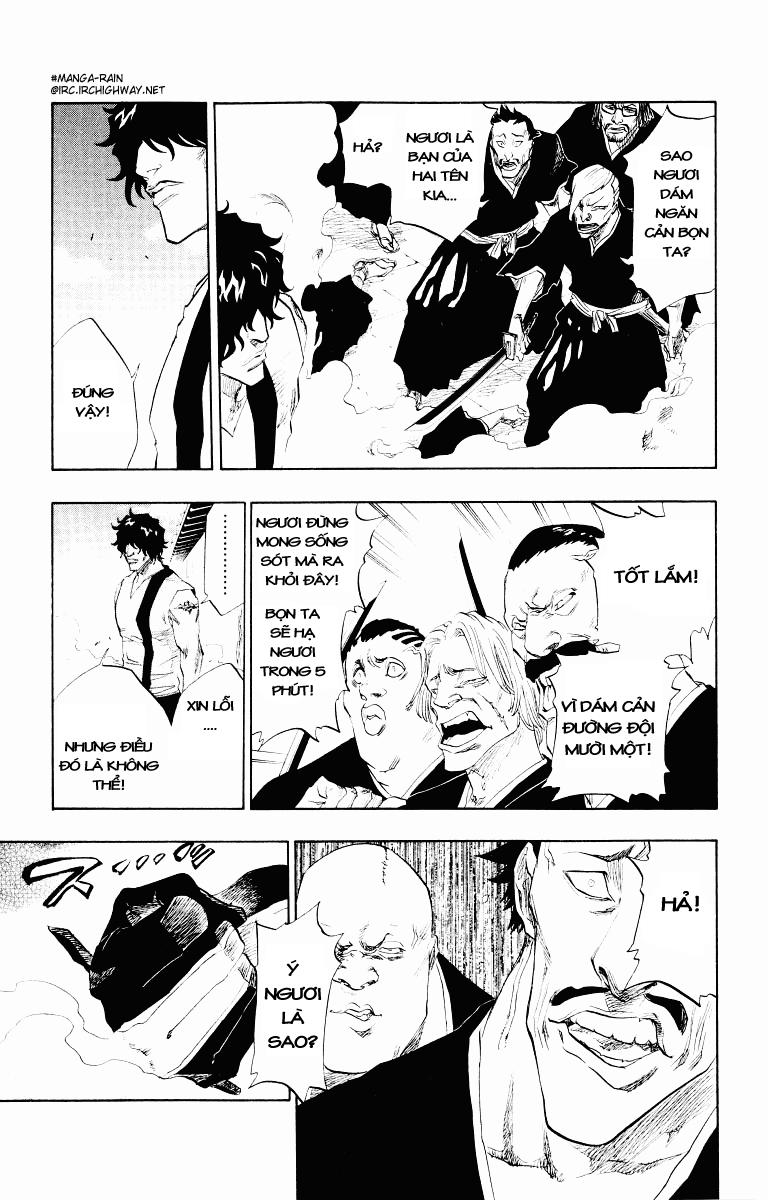 Bleach chapter 93 trang 6