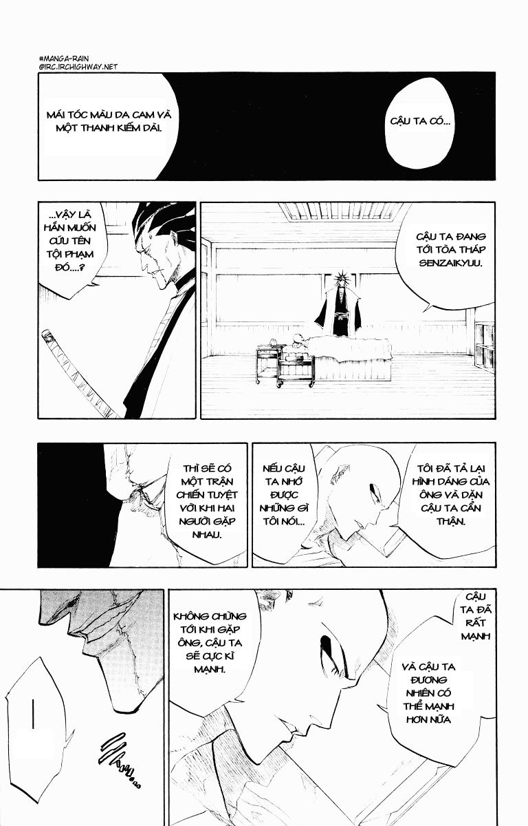 Bleach chapter 93 trang 14