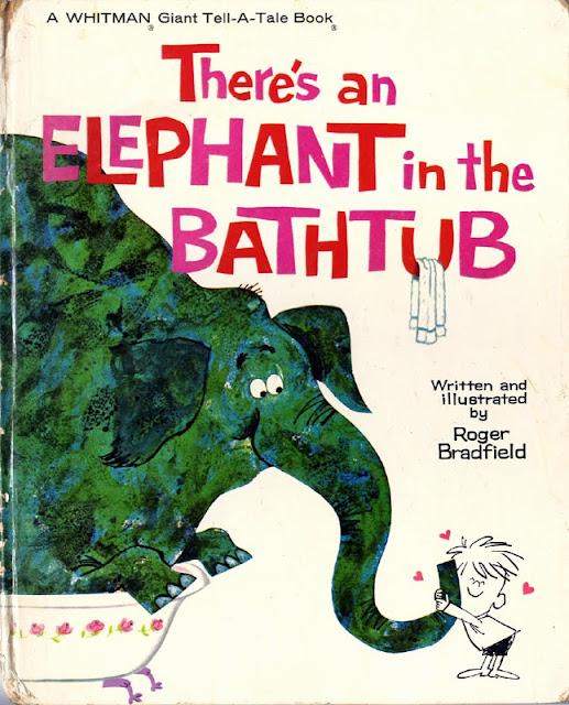 Animalarium: Sunday Safari - Elephant in the bathtub