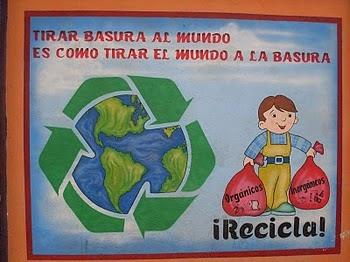 mensajes ecologicos