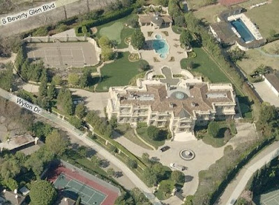 2 California Mega Mansions Homes Of The Rich