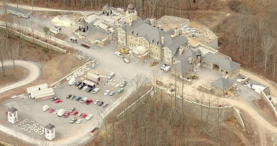 Massive Tennessee Estate  Homes of the Rich