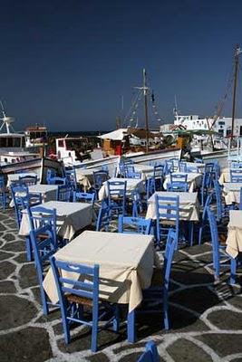 Taberna+Cicladas.Tabernas en Grecia