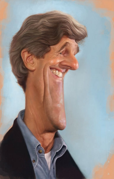26 Photos of Best Caricatures of Famous People   Weird ...