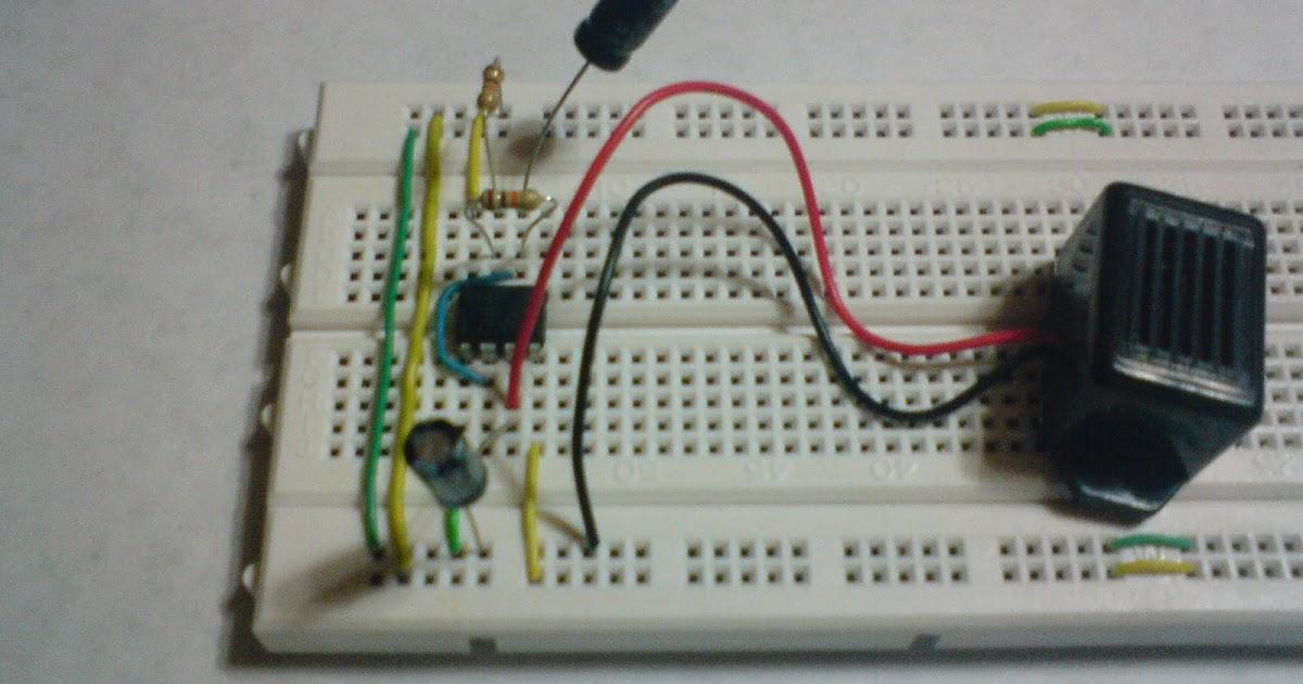 Roboticlabcom El Circuito Integrado 555 Blog De Robotica Y