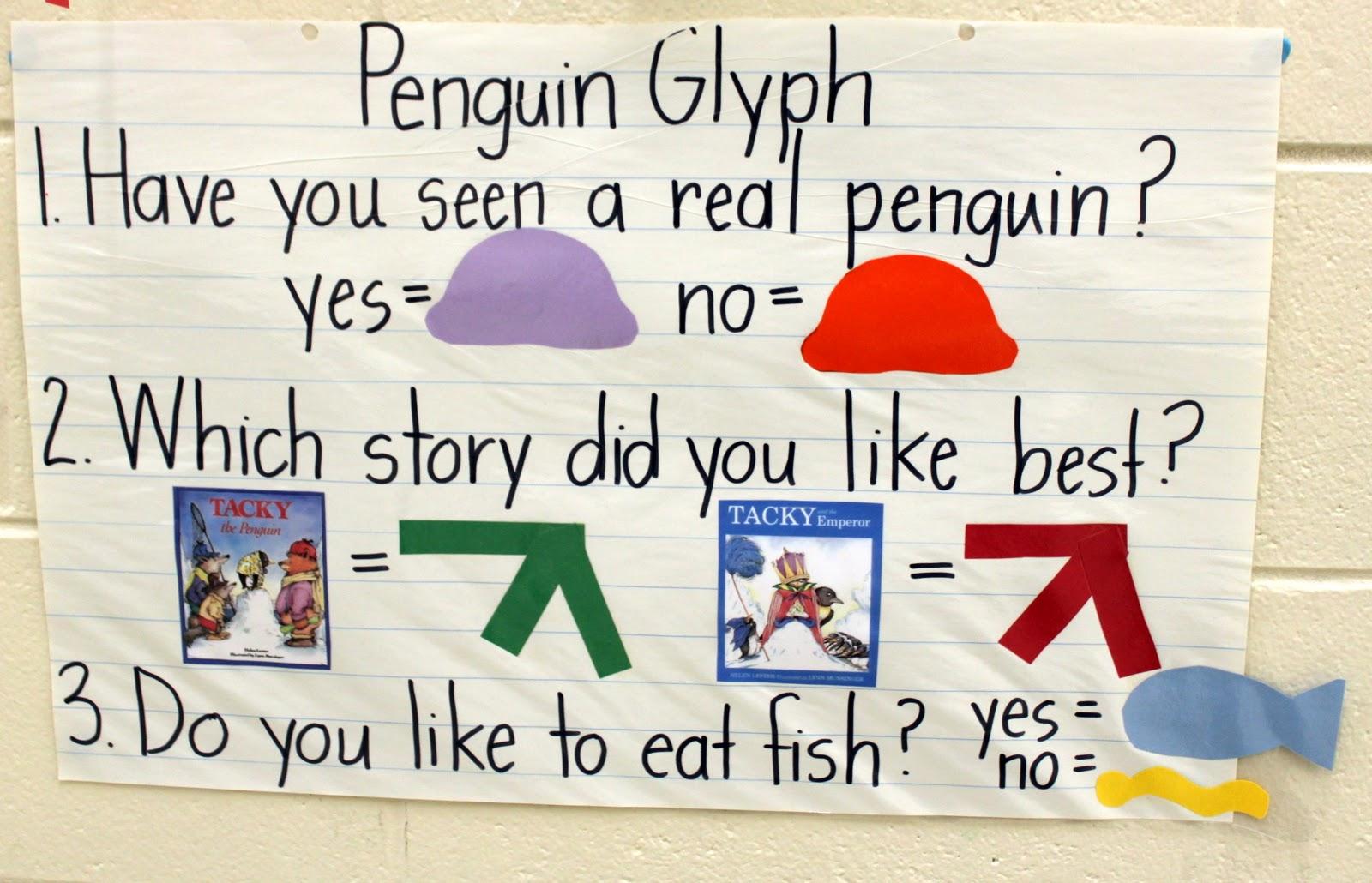 Babbling Abby Penguin Unit For First Grade